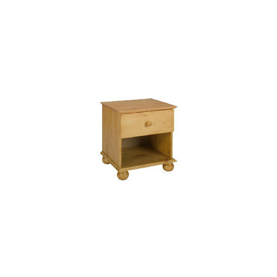 Vermont 1 drawer Side Table