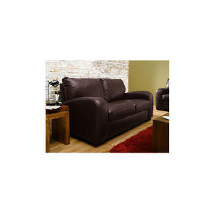 Photo of Memphis Leather Sofa, Espresso Furniture