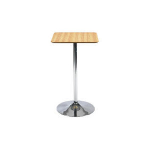 Photo of Mesa Bar Table, Zebrano Effect Furniture