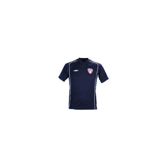 FA Skills UMBRO football shirt small