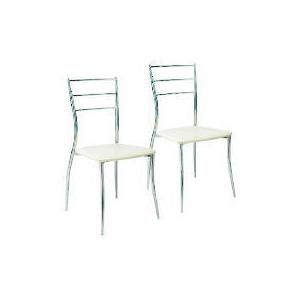 Photo of Pair Of Helsinki Chairs, Cream Furniture