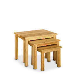 Pine Nest Set of 3 Tables Reviews