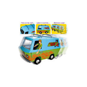 Photo of Scooby Doo Rumble & Roll Mystery Machine Toy