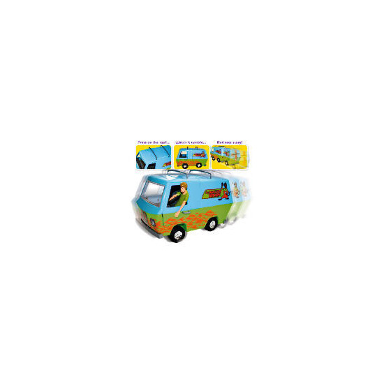 Scooby Doo Rumble & Roll Mystery Machine