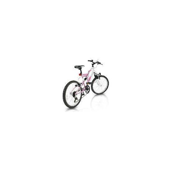 """Vertigo Vesuvius 20"""" Dual suspension bike"""