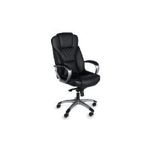 Photo of Emerson Home Office Chair, Black Office Furniture