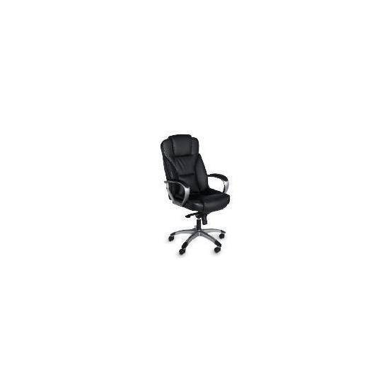 Emerson Home Office Chair, Black