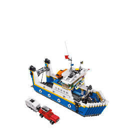 Lego Creator Transporter Ferry Reviews