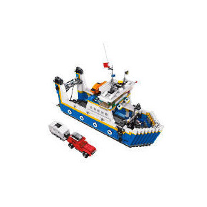 Photo of Lego Creator Transporter Ferry Toy