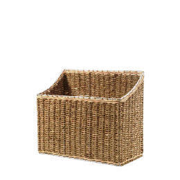 Seagrass Magazine Basket Reviews