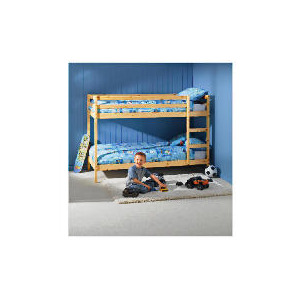 Photo of Pine Twin Bunk Bedding