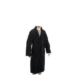 Hotel 5* Bathrobe Black, Medium/ Large Reviews