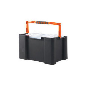 Photo of Black & Decker 4 Set Organiser Case Large Power Tool