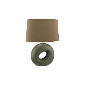 Photo of Tesco Calypso Table Lamp, Mocha Lighting