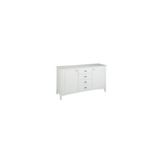 Connecticut 2 door 4 drawer Sideboard