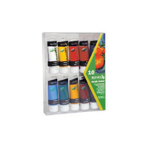 Photo of Acrylic 10 X 75ML Pack Toy