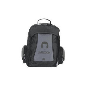 Photo of Ministry Of Sound CAUTION Backpack Back Pack