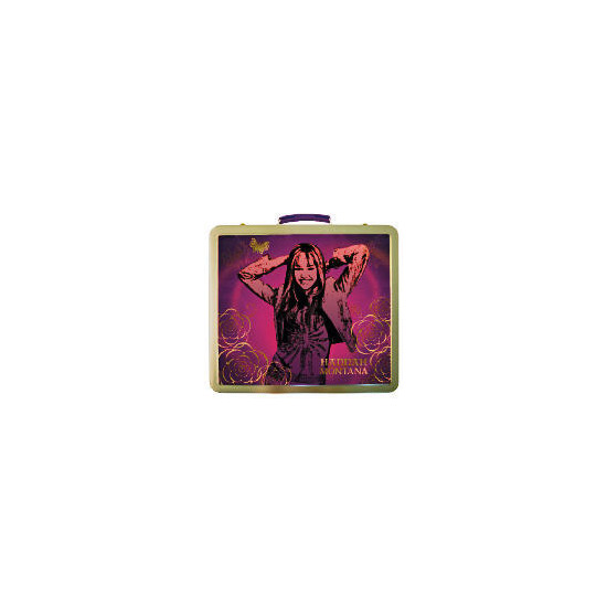 Hannah Montana Tin Art Case