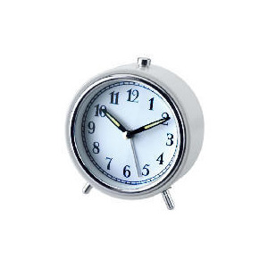 Photo of LC Alarm Clock Small White Clock