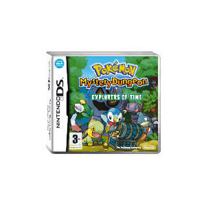 Photo of Pokemon Mystery Dungeon: Explorers Of Time (DS) Video Game