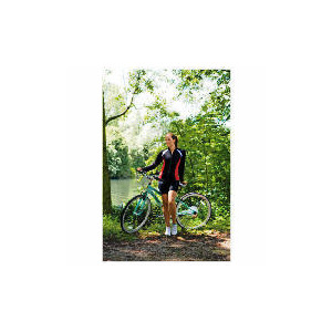 Photo of Ladies Cool Flo Long Sleeve Jersey - 8 Cycling Accessory