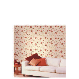 CROWN WALLPAPER INDIAN QUILT RED Reviews