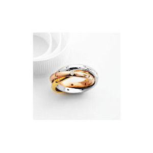 Photo of Adrian Buckley Cubic Zirconia Russian Wedding Ring, Small Jewellery Woman