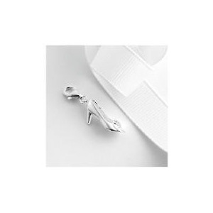 Photo of Sterling Silver Shoe Charm Jewellery Woman
