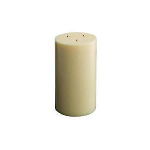 Photo of Tesco Multiwick Candle Ivory 15X26CM Home Miscellaneou