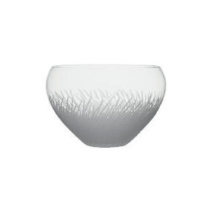 Photo of Tesco Grass Etched Bowl Home Miscellaneou
