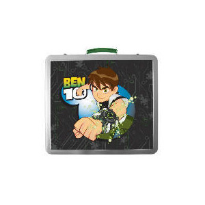 Photo of Ben 10 Tin Art Case Toy