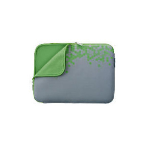 "Photo of Belkin 15.4"" Grey/Green Laptop Skin Laptop Bag"