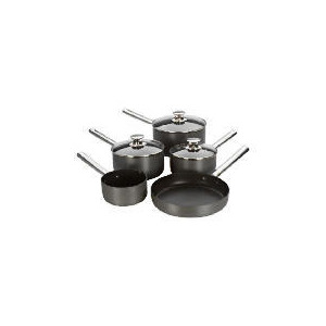 Photo of Anthony Worrell Thompson Hard Anodised 5 Piece Pan Set Cookware