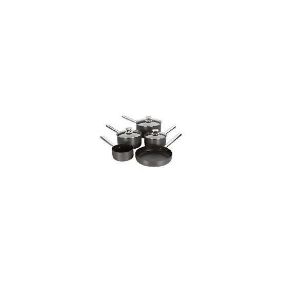 Anthony Worrell Thompson Hard Anodised 5 piece pan set
