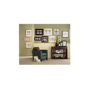 Photo of Tesco Wood Frame 9 Aperture Home Miscellaneou