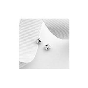 Photo of 9CT White Gold Diamond Studs Jewellery Woman