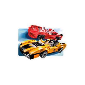 Photo of Lego Speed Racers Racer X & Taejo Togokahn 8159 Toy