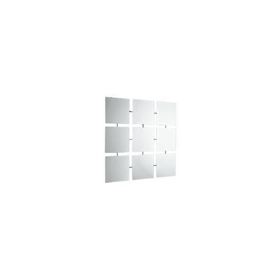 Novem Square Mirror 3X3
