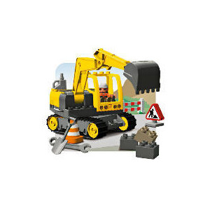 Photo of Lego Duplo Digger Toy