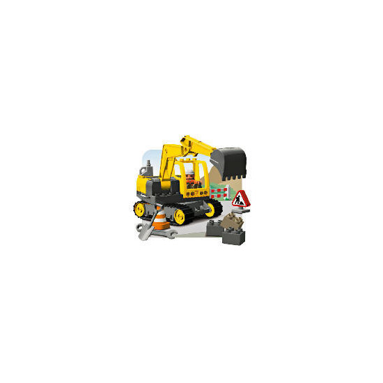 Lego Duplo Digger