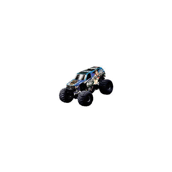 Hot Wheels Remote Control Monster Jam