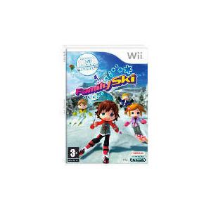 Photo of Family Ski (Wii) Video Game
