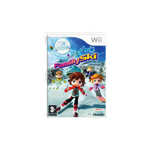 Photo of Family Ski (Wii) Video Game