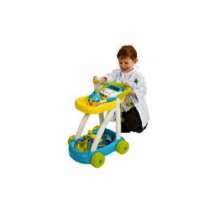 Photo of Tesco Medical Trolley Toy