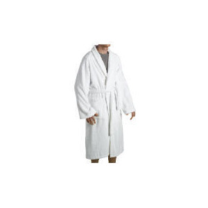 Photo of Hotel 5* Bathrobe White, Medium/ Large Home Miscellaneou