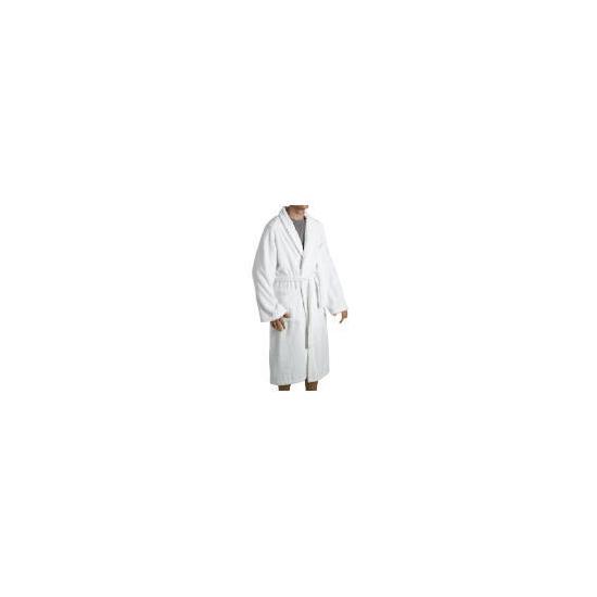 Hotel 5* Bathrobe White, Medium/ Large