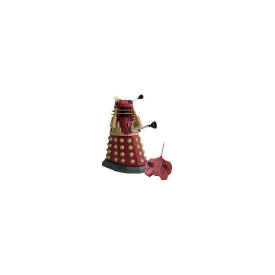 Dr Who 5 Dalek (Red)