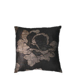 Tesco Rose Jaquard Cushion , Chocolate Reviews