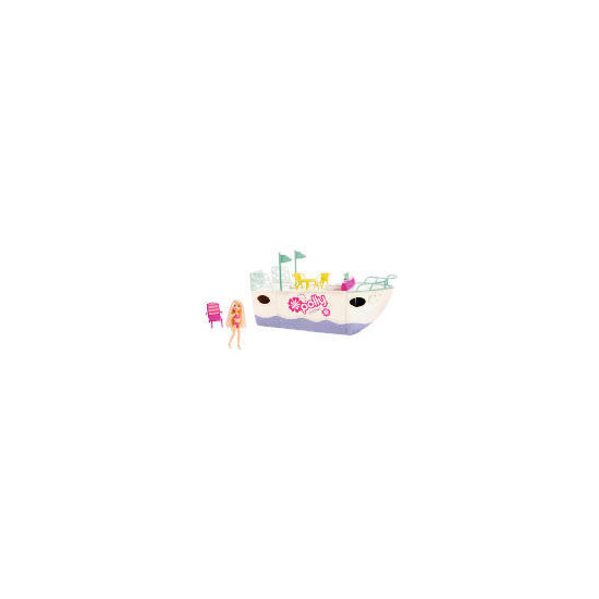 Polly Pocket Ultimate Yacht