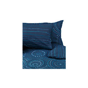 Photo of Tesco New Moroccan Single Duvet Set, Blue Bed Linen
